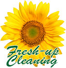 Freshup Cleaning Logo